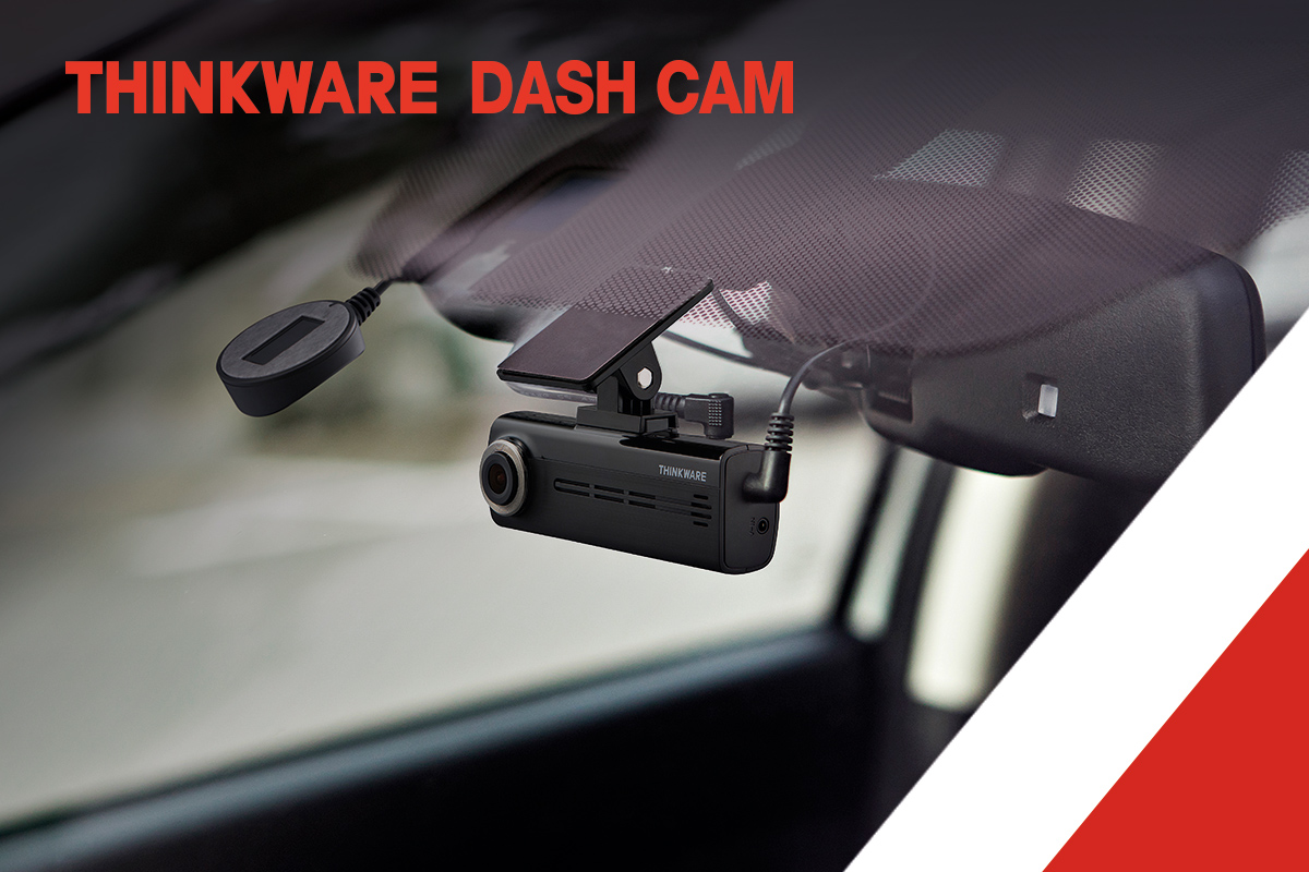 Thinkware Launches New 2 Channel F200 With Built In Wi Fi Thinkware Dash Cam