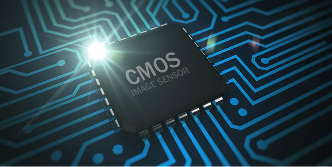 2M Pixel High-Resolution Image Sensor