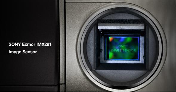 Bộ cảm biến Hình ảnh Độ phân giải Cao 2M pixel