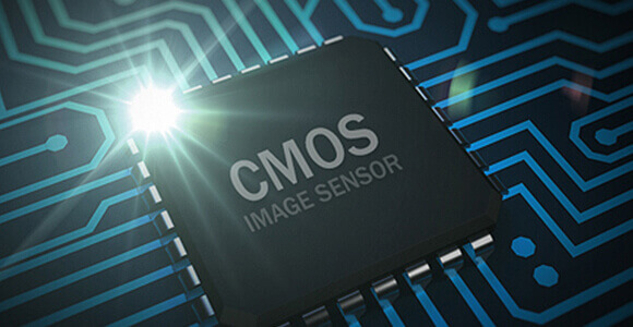 2M Pixel High-Resolution Image Sensor