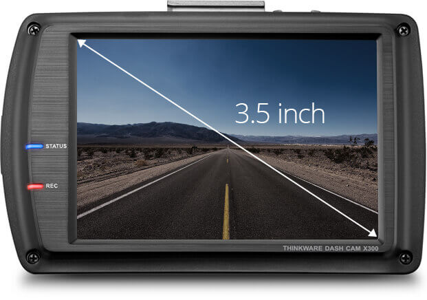 FULL 3.5'' TOUCHSCREEN CLD